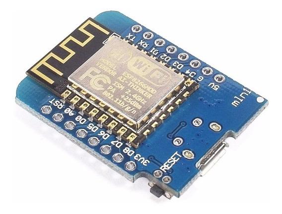 Wemos Mini D1 Wifi Esp8266 Esp12f 4mb Uart Arduino Nubbeo