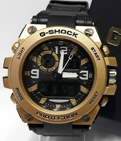 Oferta Relógio G-shock Dourado Com Beleza E Resistência