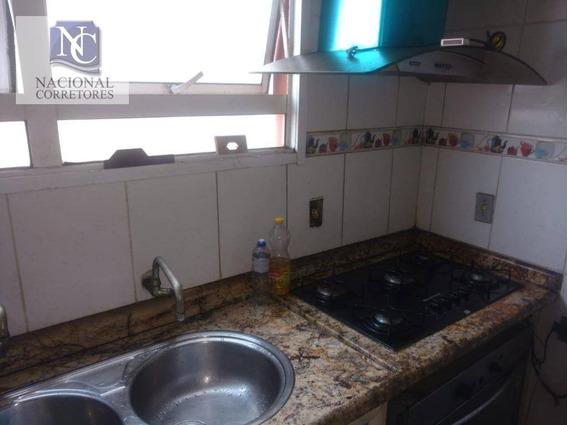 Apartamento À Venda, 67 M² Por R$ 290.000,00 - Prosperidade - São Caetano Do Sul/sp - Ap8079