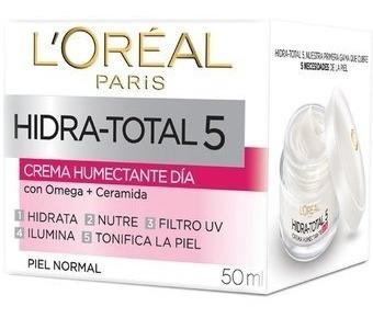 Crema Loreal Paris Hidra Total 5