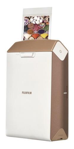Impressora Fujifilm Instax Share Sp2 Dourada