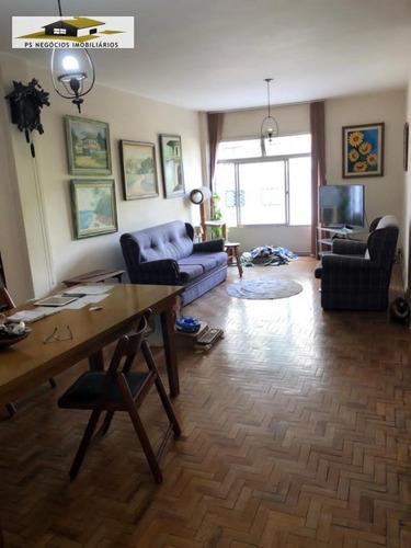 Imagem 1 de 18 de Apartamento A Venda No Bairro Bela Vista Em São Paulo - Sp.  - Apph1603-1