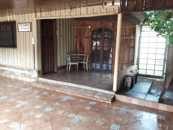 Casa Em Cristalina - Caarapó Com 3 Dorm E 2 Wcs