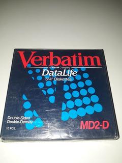 Diskette 5 1/4 Doble Densidad