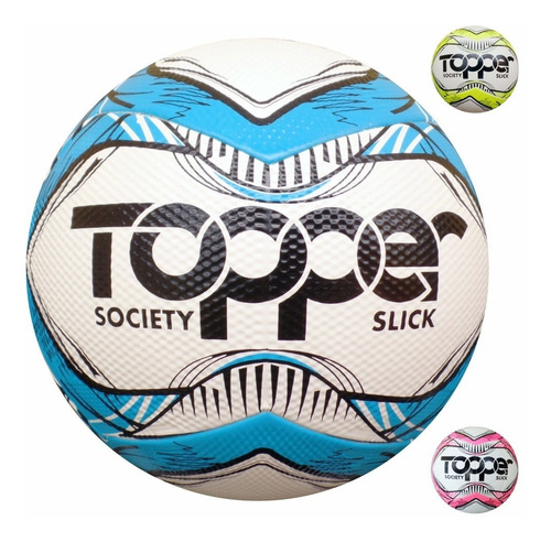 Imagem 1 de 5 de Bola Futebol Society  Topper Slick Original Oficial Oferta.