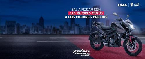 Imagen 1 de 9 de Bajaj Pulsar Ns 200 Fi Abs Medellín
