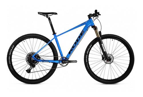 Imagem 1 de 7 de Bicicleta 29 Kode Sr Enduro Boost 12v Sram Sx Eagle 2021