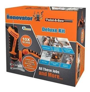 Taladro Renovator Twist A Saw Multifuncional+envio Gratis