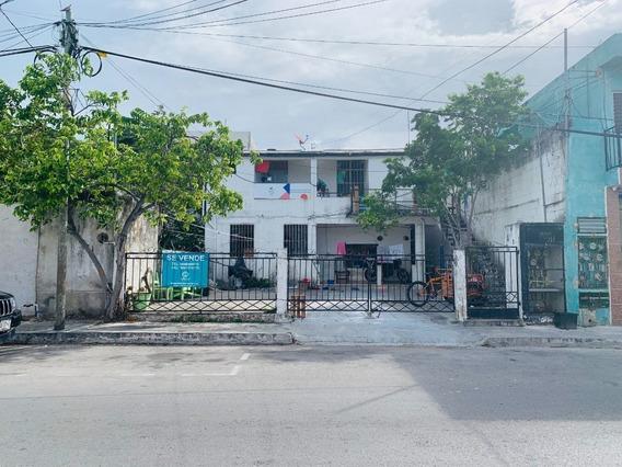 Terreno Con Construcción De 7 Estudios En Venta En Zazil Ha Playa Del Carmen