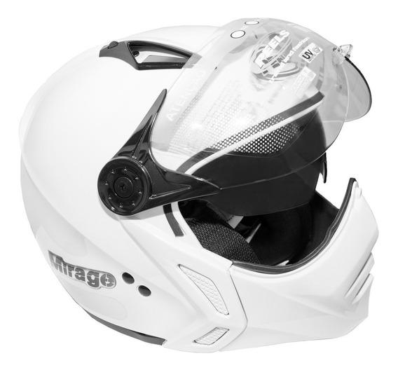Capacete Peels Mirage New Classic Branco