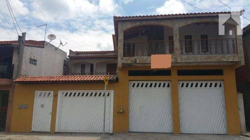 Casa Residencial À Venda, Parque Munhos, Franco Da Rocha - Ca0335. - Ca0335
