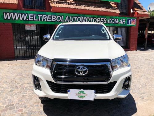 Toyota Hilux 4x4 Srv 2.8 2020