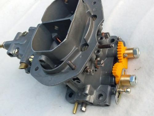 Imagen 1 de 10 de Carburador 6 Cil Solex 36/36 Bmw 320, Ford, Etc. Adaptable!!