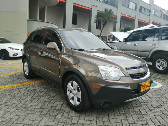 Chevrolet Captiva 2.4 Limited