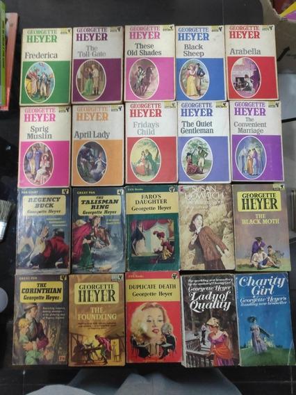 Livro Romances - Lote 50 Livros