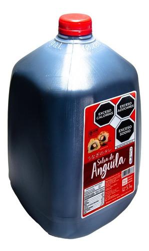 Salsa De Anguila 5.1kg Envio Gratis