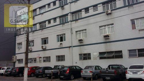 Imagem 1 de 17 de Kitnet Com 1 Dormitório À Venda, 34 M² Por R$ 120.000,00 - Boqueirão - Praia Grande/sp - Kn0004
