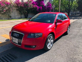 Audi A3 2006 2.0 Turbo Attraction Automatico Piel Qc Excelen