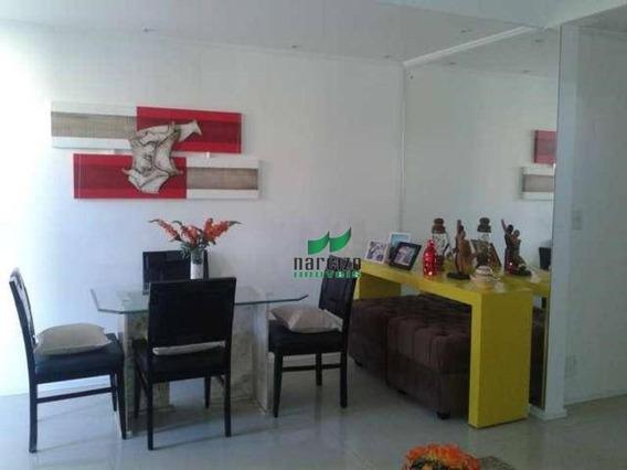 Casa Residencial À Venda, Itapuã, Salvador - Ca0801. - Ca0801