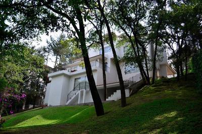 Vv477.- Estrene Casa Rodeada De Encinos Y Cañadas Naturales.