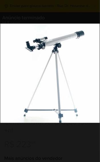 Telescópio Constellation 60050 C/bag Aproxima Até 150x