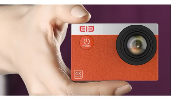 Elephone Ele Explorer 4k Ultra Hd Wifi Action Camera
