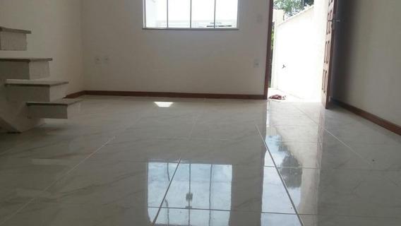 Casa Em Tribobó, São Gonçalo/rj De 65m² 2 Quartos À Venda Por R$ 165.000,00 - Ca266260