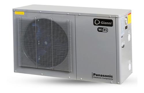 Bomba De Calor Calentador De Piscina Gianni 40.000 L Wifi
