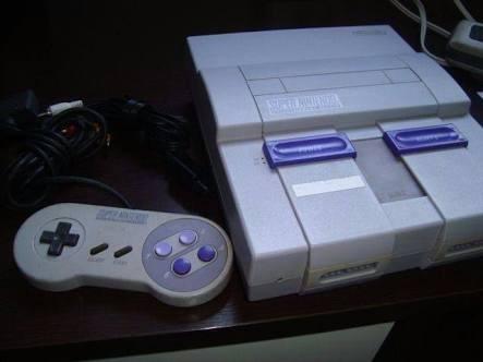 Super Nintendo Original Completo Frete Grátis