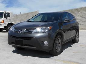 Toyota Rav4 Limited 2015 Gris