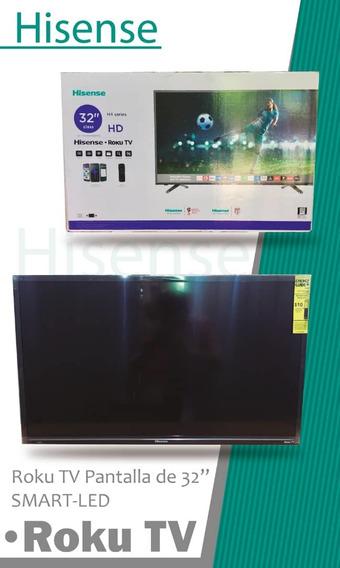 Televisores Hisense Smart Tv De 32 Hdtv Oferta (220vrds)