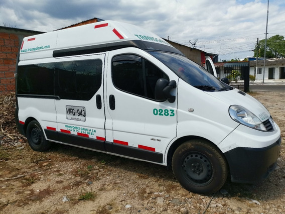 Renault Trafic Full Turbo 2015