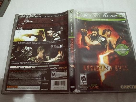 Games Jogos Resident Evil 5 Original Xbox360 13#a