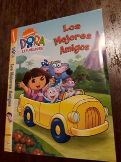 Dora La Exploradora Los Mejores Amigos Dvd Original