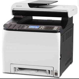 Impresora Copiadora Escaner Y Fax Laser Richoh Sp C252sf