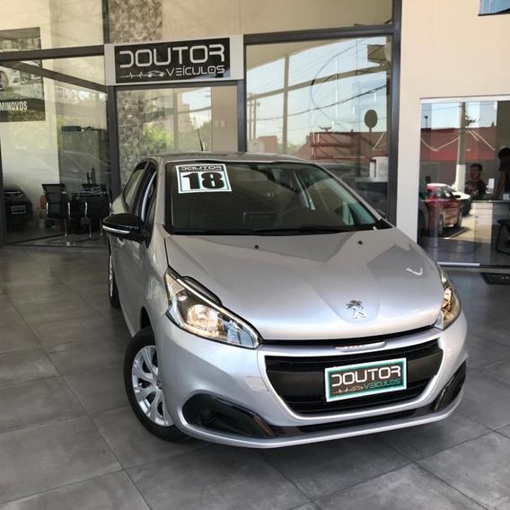 Peugeot 208 1.2 Active 2018 Flex / 208 Active 2018
