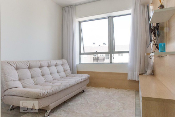 Apartamento Para Aluguel - Chácara Das Pedras, 1 Quarto, 40 - 893016580