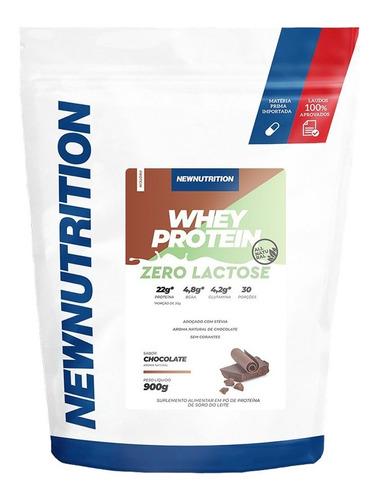 Whey Protein Zero (0%) Lactose All Natural Newnutrition