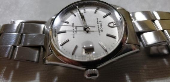 Tudor Rolex Relógio Prince Oyster Date Automátic 1969