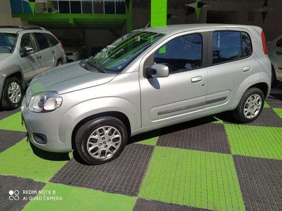 Fiat Uno Evo 2011 1.4 Attractive Flex 5p Sem Entr. $699,00