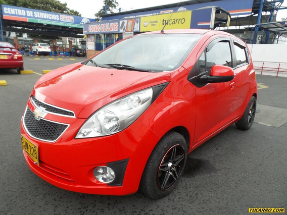 Chevrolet Spark Gt Mt 1200 Aa