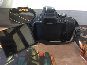 Nikon D5300 +lentes +2 Baterias+ Desconto Na Descrição