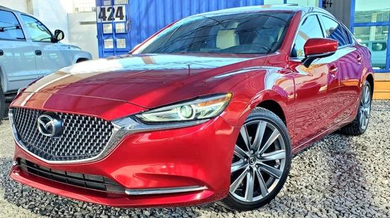 Mazda 6 Inside
