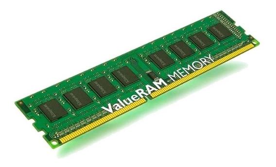 Memoria Kingston Ddr3 4gb 1600mhz Value 1.5v Blister 4 G A18