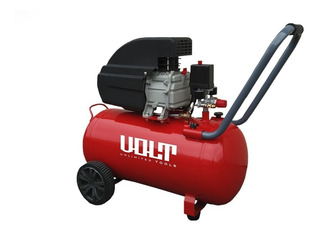 Compresor De Aire 2.5hp 50 Litros Volt