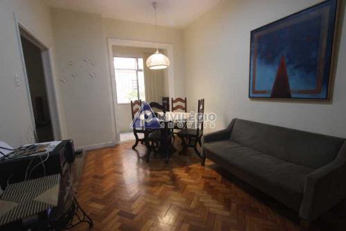 Apartamento À Venda, 3 Quartos, 1 Suíte, Copacabana - Rio De Janeiro/rj - 17756