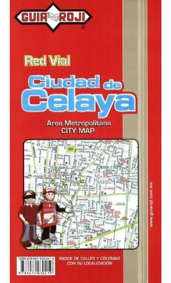 Mapa Red Vial Celaya Guia Roji