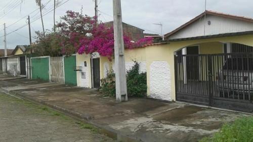 5603 Kym - Casa No Jardim Magalhães - Com Edícula - Itanhaém