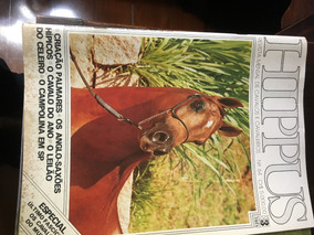 Coleção Revista Hippus Da Editora Três (n.º 41 Ao 80)