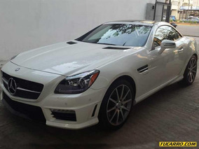 Mercedes Benz Clase Slk 55 Amg - Automatico